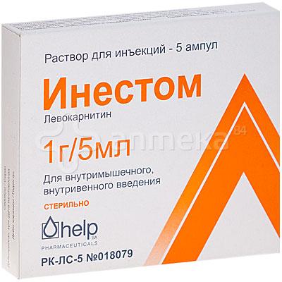 Инструкция По Медицинскому Применению Лекарственного Средства Инестом